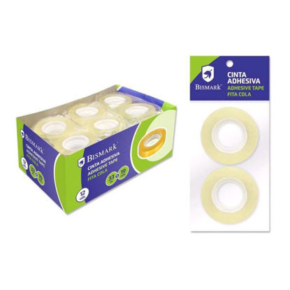 poes313410-cinta-adhesiva-33mx19mm-2u-bismark-313410-celo