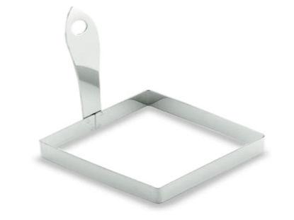 laco68006-molde-huevo-cuadrado-10x10cm-acero-inox-18-10-68006