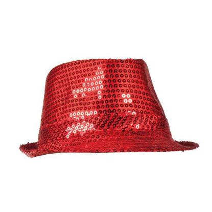 bola1277-sombrero-popstar-lentejuela-rojo-1277