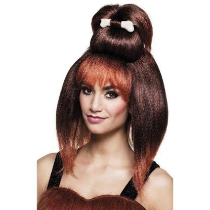 bola85744-peluca-mujer-de-las-cavernas-con-hueso-85744