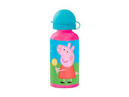 stor48634-botella-aluminio-peppa-pig-400ml-48634