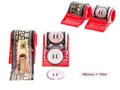 item123950-cinta-adhesiva-washitape-pp-4-8cmx10m-cortador-123