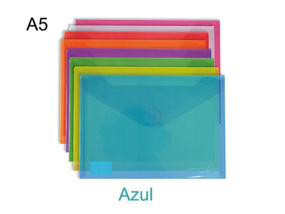 graf4872530-sobre-pp-multiline-a5-azul-unidad