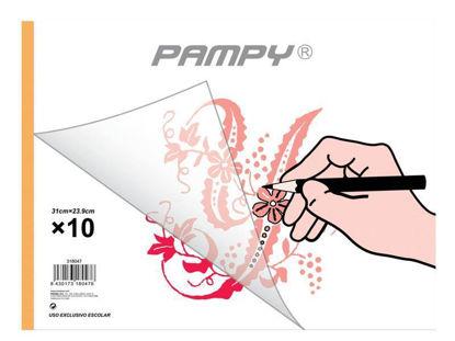 poes318047-papel-vegetal-calca-10u-318047