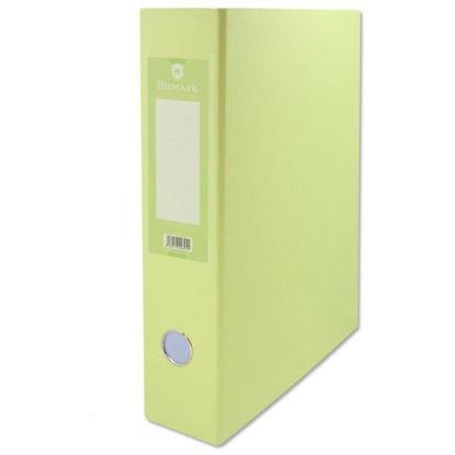 poes322409-archivador-az-carton-fº-lomo-75-verde-claro-bismark