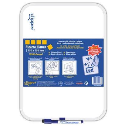 masapp0215gs-pizarra-blanca-35x25cm-rotulador-1u-clipper-pp0215gs