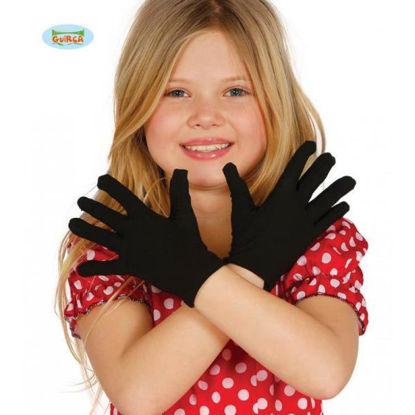 guir18542-guante-negro-infantil-17cm