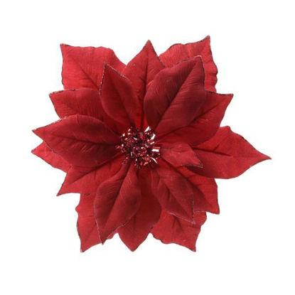kaem629332-flor-de-pascua-roja-clip-24cm