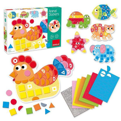 dise53149-animal-stickers-foam-goula-53149