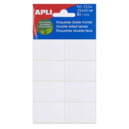 apli2554-etiqueta-doble-frontal-25x40mm