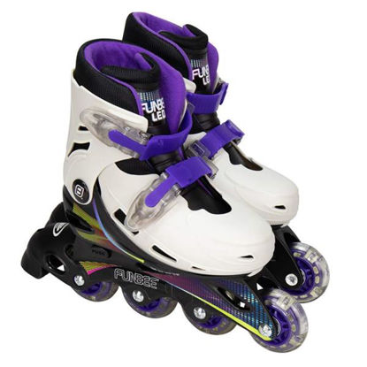 arpeofun017led-patines-en-linea-led-funbee-t-30-33