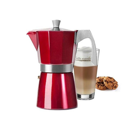 ibil623212-cafetera-express-evva-red-12-tazas-623212