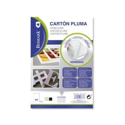 poes327877-carton-pluma-a4-blanco-c-adhesivo