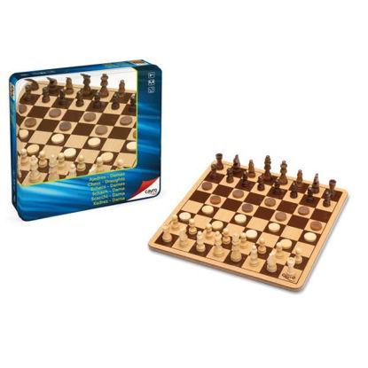 cayr70750751-juego-mesa-ajedrez-damas-en-caja-metal