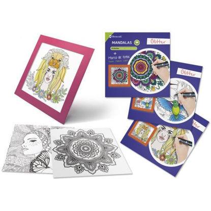 poes328095-libro-mandalas-brillantina-24-hojas-marco-color