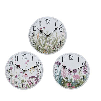 kaem862228-reloj-madera-estampado-flores-stdo-3-mod-29cm-diam-