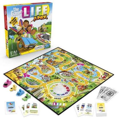 hasbe6678105-game-of-life-junior-juego-de-mesa