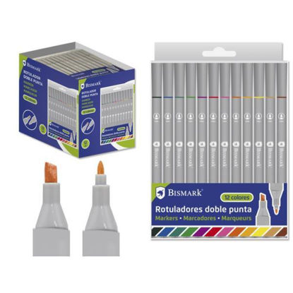 poes327908-rotulador-permanente-doble-punta-12-colores
