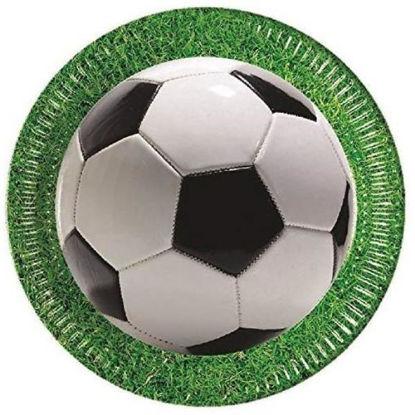 maca86868-plato-23cm-football-party