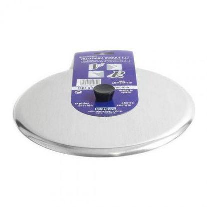 inde214200-tapa-giratortillas-aluminio-27cm-214200