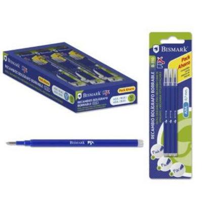poes327532-recambio-boligrafo-borrable-azul-3u-bismark