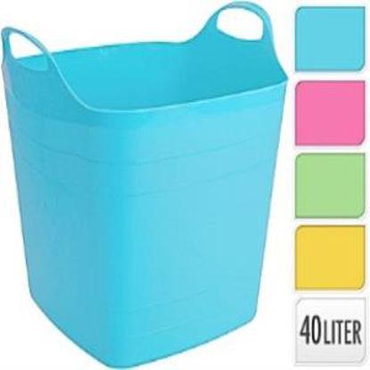 koop42244230-capazo-flexible-cuadrado-40l-042244230