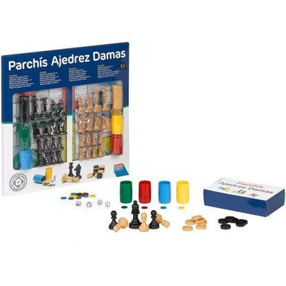 falo27914-tablero-parchis-ajedrez-damas-33cm-c-accesorios