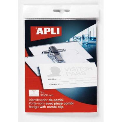 apli11745-etiqueta-identificador-combi-5u-90x56mm