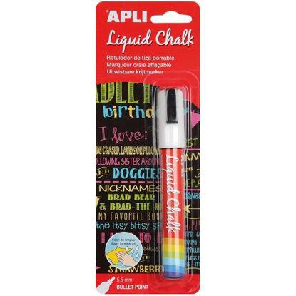 apli13954-rotulador-tiza-liquida-1u-blanco-punta-redonda-5-5mm-liquid-chalk
