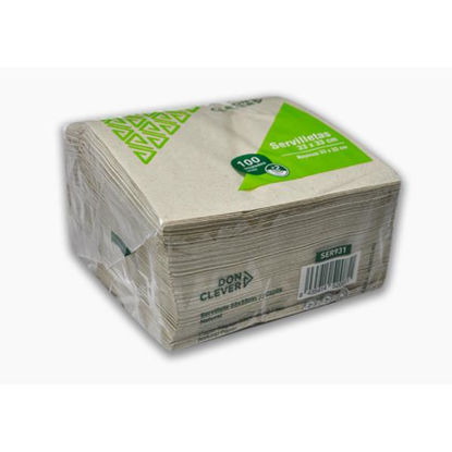 dicaser931-servilleta-33x33cm-natural-tissue-100u-