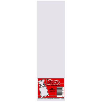 kadi40745-bolsa-transparante-6-5x30cm-abanico-100u-40745
