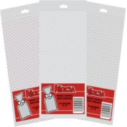kadi40063-bolsa-puntos-rojo-amarillo-10x20cm-70u-40063
