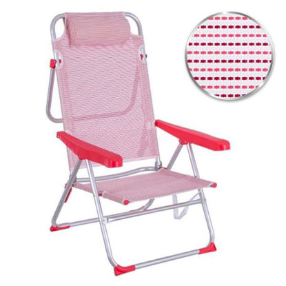 juin130602-silla-alta-4-pos-alu-text-2x1-rojo-rosa-61x56x100cm