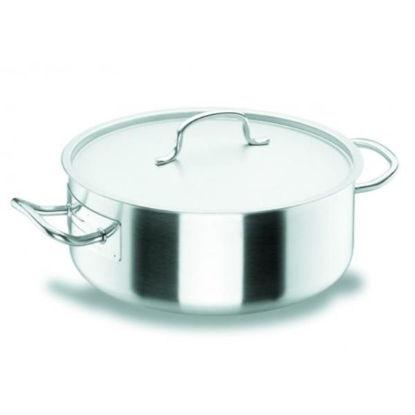 laco50032-cacerola-32cm-chef-10-l-inox-classic
