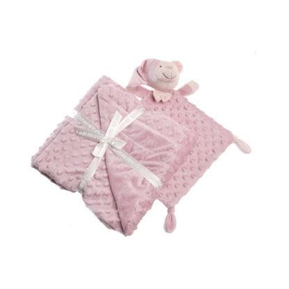 dora10339rosa-manta-doudou-rosa-80x