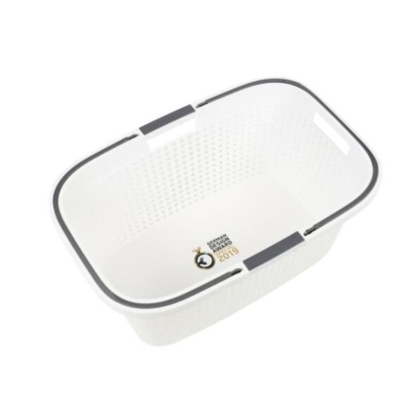 koopy54230600-cesto-plastico-blanco