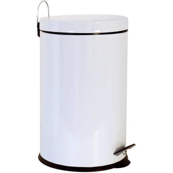 valn100160-papelera-blanca-5l