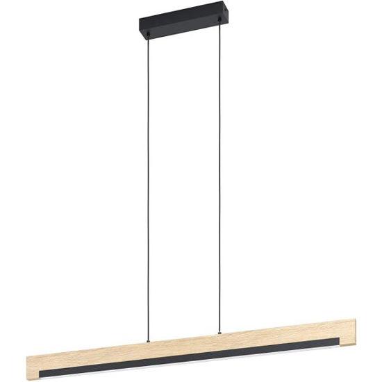 eglo99293-lampara-techo-negro-marro