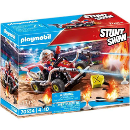 play70554-kart-bombero-stuntshow