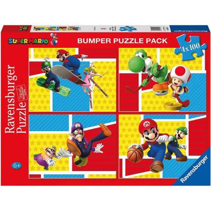 rave51953-puzzle-4x100pz-super-mari