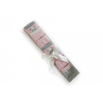 dora10509rosa-juego-calcetines-caja