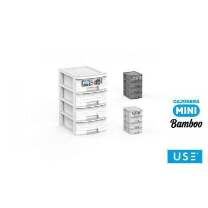 usep2700-cajonera-mini-bamboo-4-caj